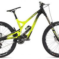 COMMENCAL Supreme DH V4 World Cup 650B Yellow